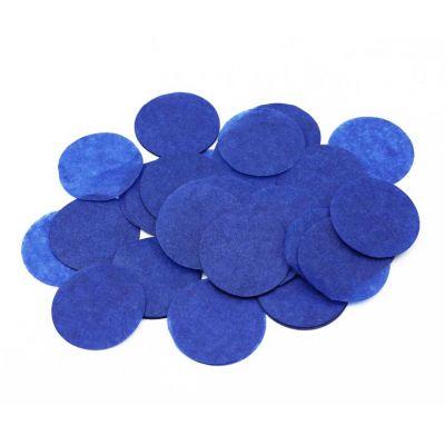 Конфетти. Темно синий цвет