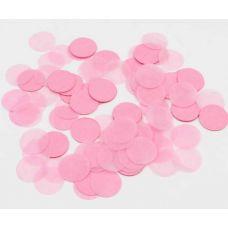 Конфетти. Розовый цвет