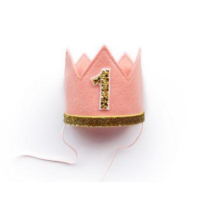 Корона. Персиковая
