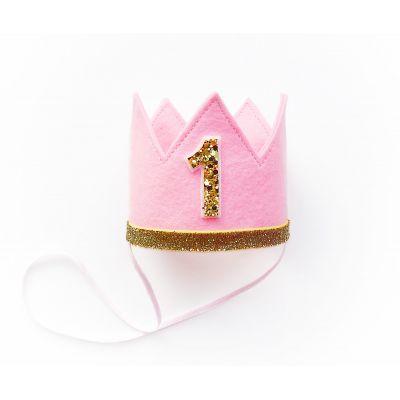Корона. Розовая