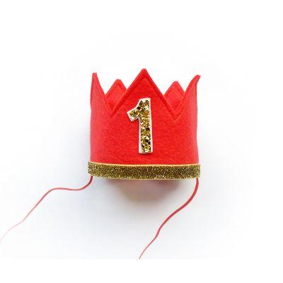 Корона. Красная